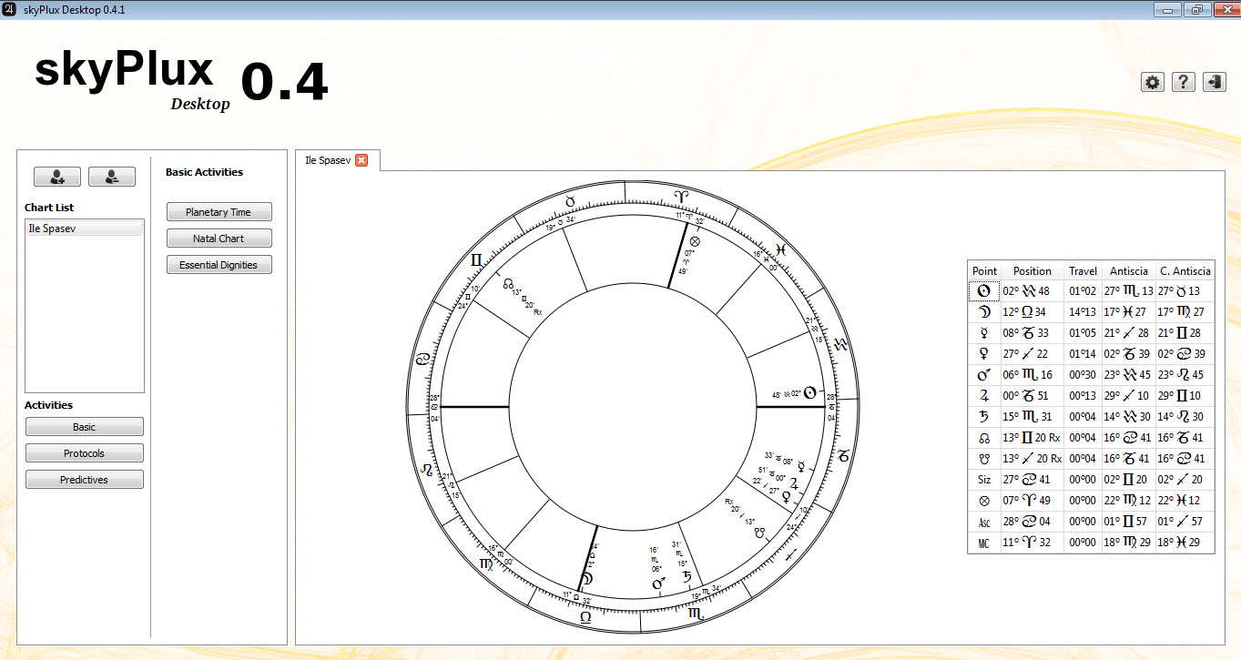 Review skyplux traditional astrology software beyond the heaven image nvjuhfo Image collections